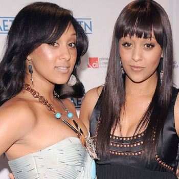 tia mowry and tamera mowry. Tia and Tamera Mowry appeared