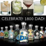 Mixers for Pops! Top Off Father's Day with Chilled Silver Tequila Cocktails