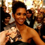 Halle Berry Reveals Scent in Europe; Fashionable Photos and Video