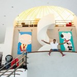 Pharrell's Amazing $14 Million Pop-Art Penthouse! Photos by The Selby