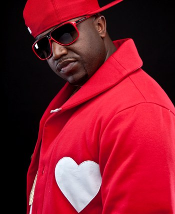 Rico Love in My Love Foundation - Photo by Hannibal Matthews