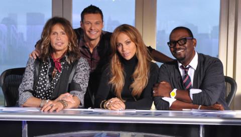 jennifer lopez hair colour american idol. judge on American Idol for