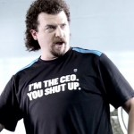 Kenny Powers is the MFCEO! K-Swiss Goes Crazy with New Sneaker Campaign!