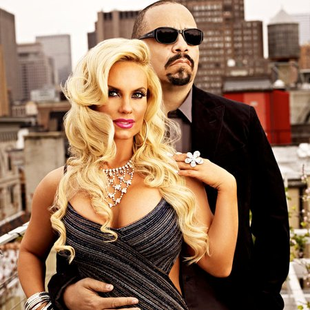Coco and her husband, Hip Hop star and actor Ice T