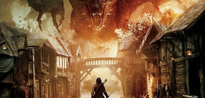 The Hobbit: The Battle of the Five Armies Official Teaser Trailer x SDCC Poster