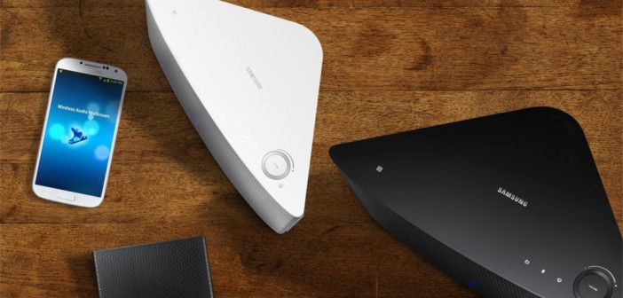 Making Room with Samsung Shape Wireless System, Fresh from Audio Fest at Best Buy!