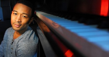 "LOS ANGELES, CALIFORNIA AUGUST 7, 2013-R&B singer John Legend will be coming out with a new album ""Love In The Furture."" (Wally Skalij/Los Angeles Times)"