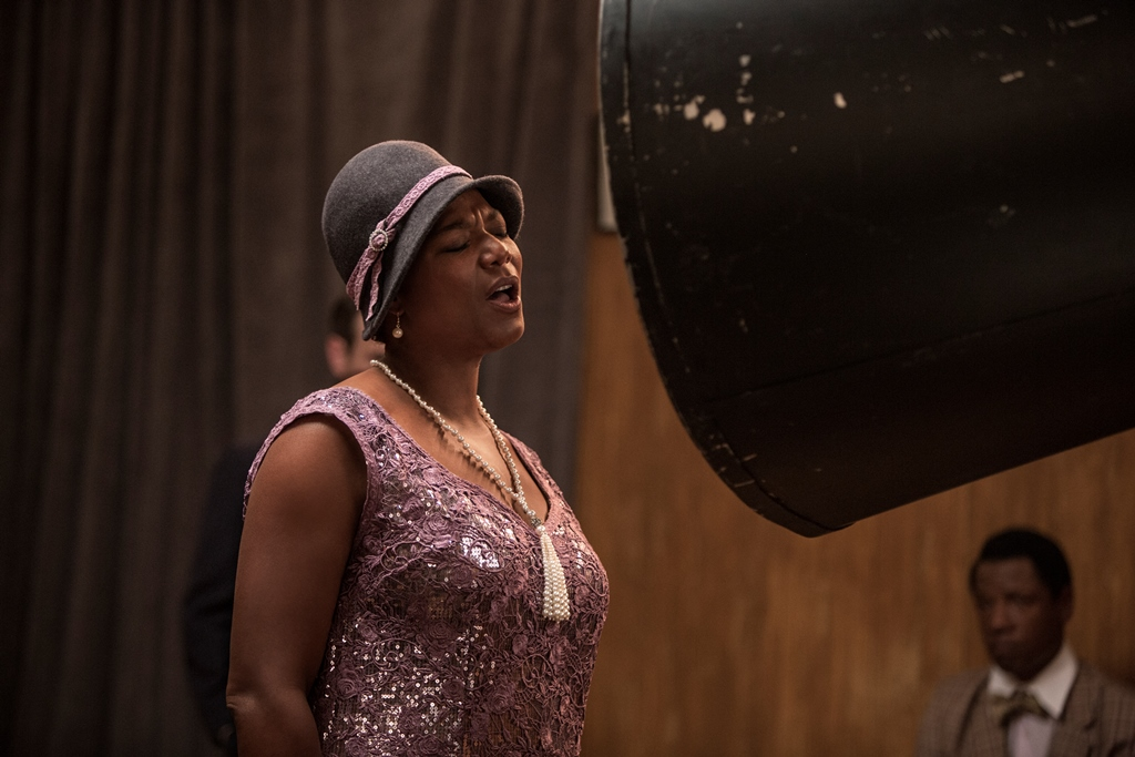 Queen Latifah as Bessie Smith - photo by Frank Masi/HBO