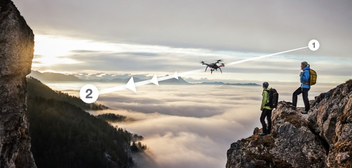 Kiss the Sky with the 3D Robotics Solo Smart Drone from @BestBuy