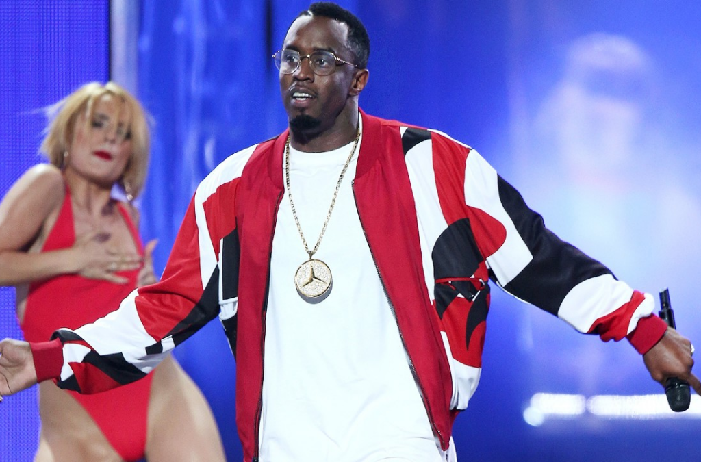 Diddy at 2015 BET Awards | Photo via BET.com