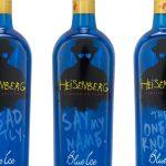 Blue Ice Vodka is Breaking Bad with New Heisenberg Designs