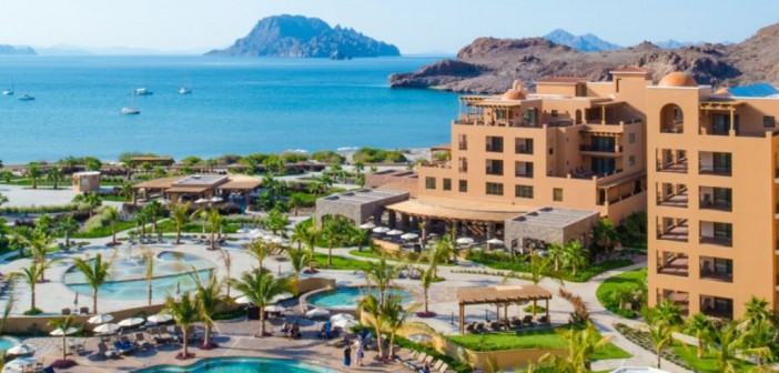 This Woman's World: Relaxing at Villa del Palmar at the Islands of Loreto, Mexico